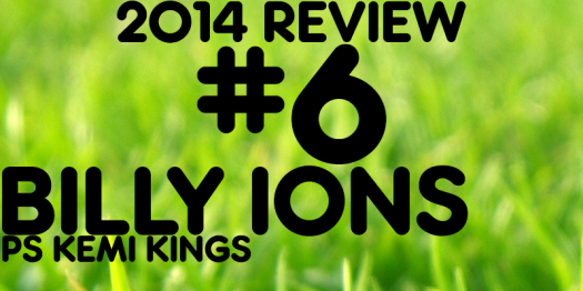 2014 REVIEW - Ions