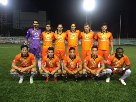 Loyola line-up